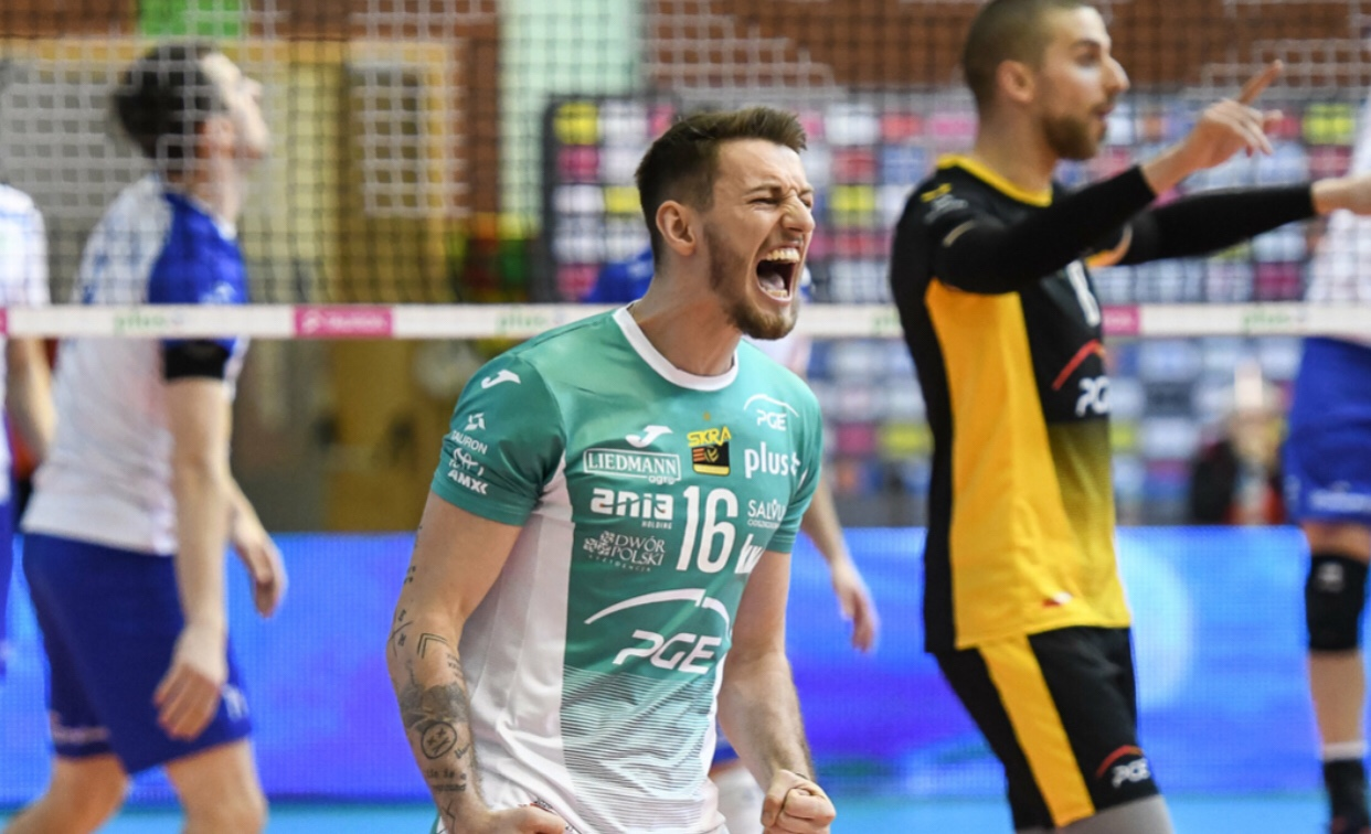 Poland: Belchatow prevent Warszawa from advancing to top 4, Ślepsk Malow Suwałki enter playoff zone!