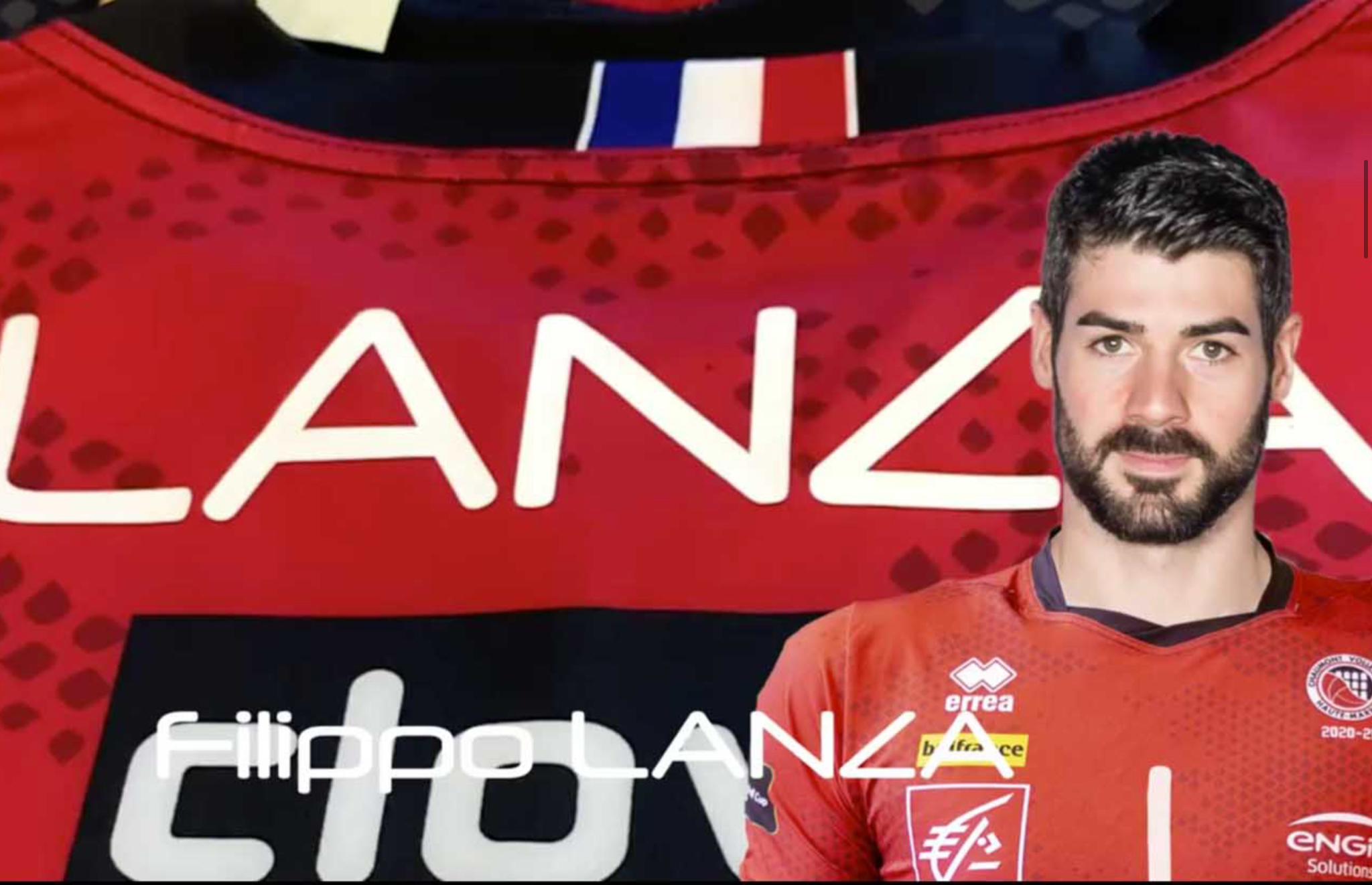 France: Filippo Lanza to Chaumont for playoffs