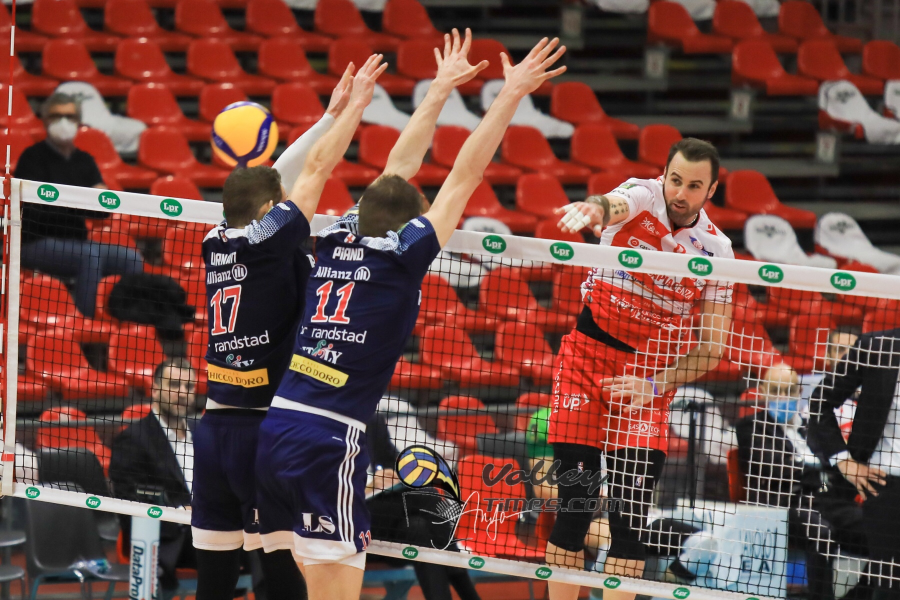 Italy: Georg Grozer new player of Vero Volley Monza