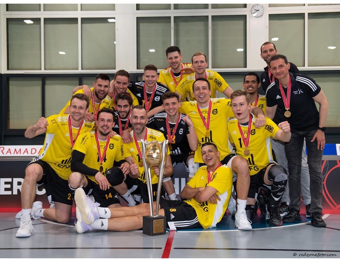 Switzerland: Chênois crowned as champions first time in 9 years!
