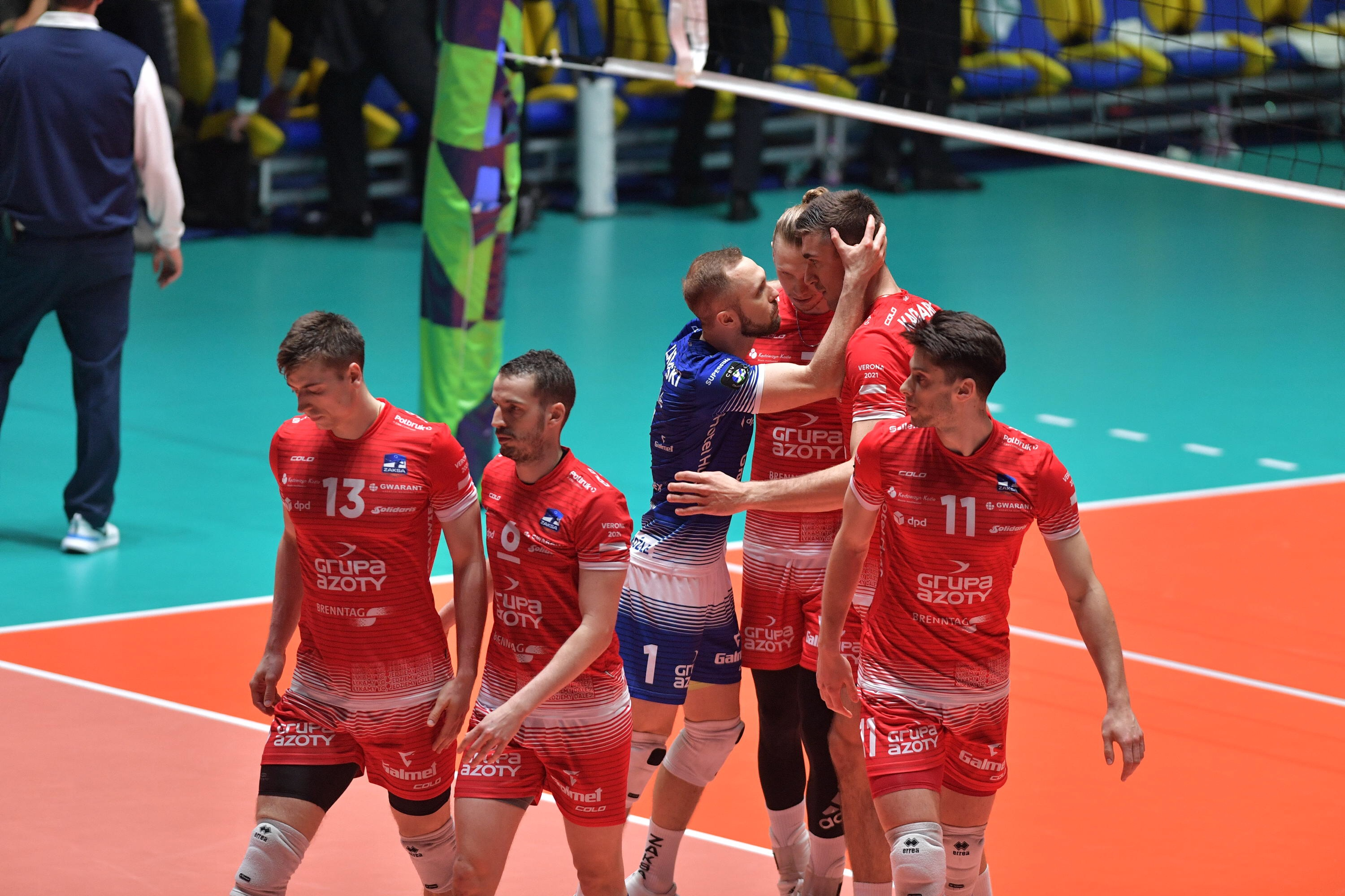 ZAKSA first Polish club to win Champions League! Trentino defeated in four sets in Verona's Superfinals!