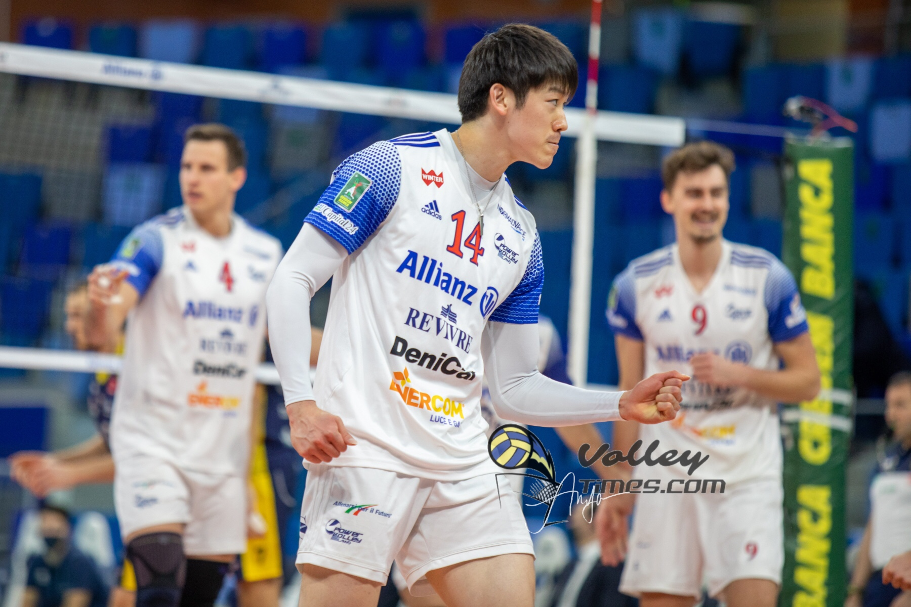 Italy: Official – Yuki Ishikawa renews his contract with Milano