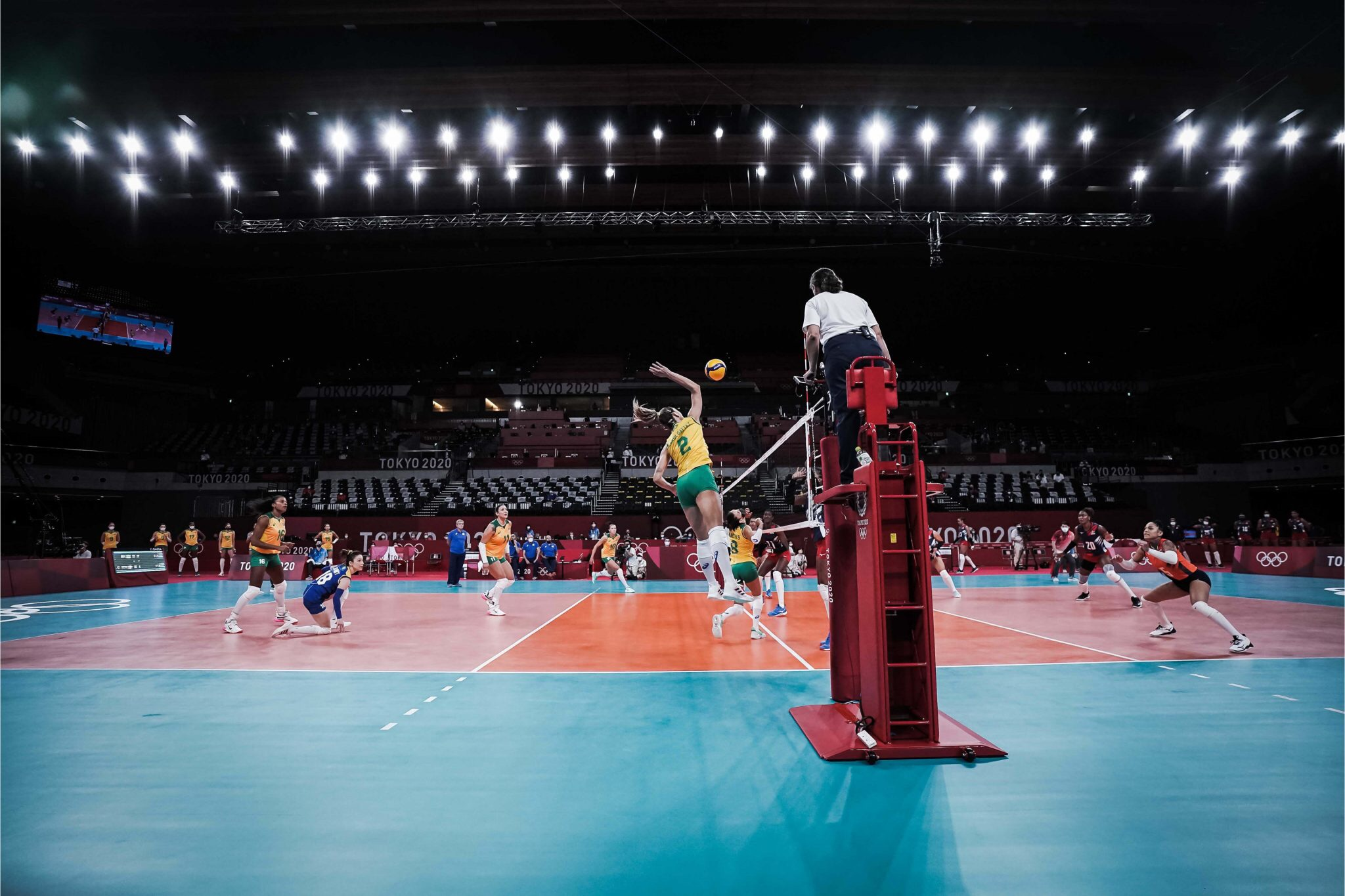 Tokyo 2020 Women: Brazil and Dominican Republic set new record for longest match in Olympic history!