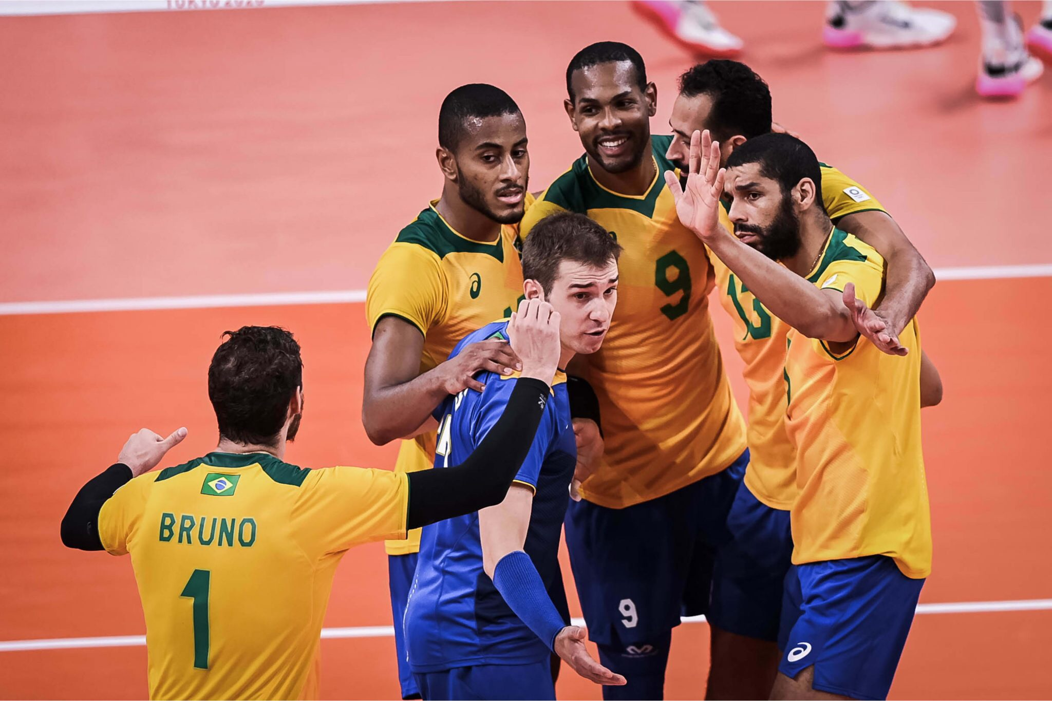 Tokyo 2020: Day 4 – Brazil, Poland and Italy first quarterfinalists. Wins also for Canada, Argentina and France