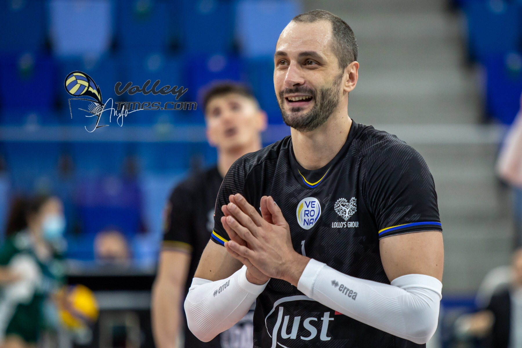 Italy: a never ending love – Kaziyski in Trentino for 4th time