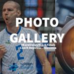 Eurovolley 2021: Photogallery of Czech Republic – Slovenia