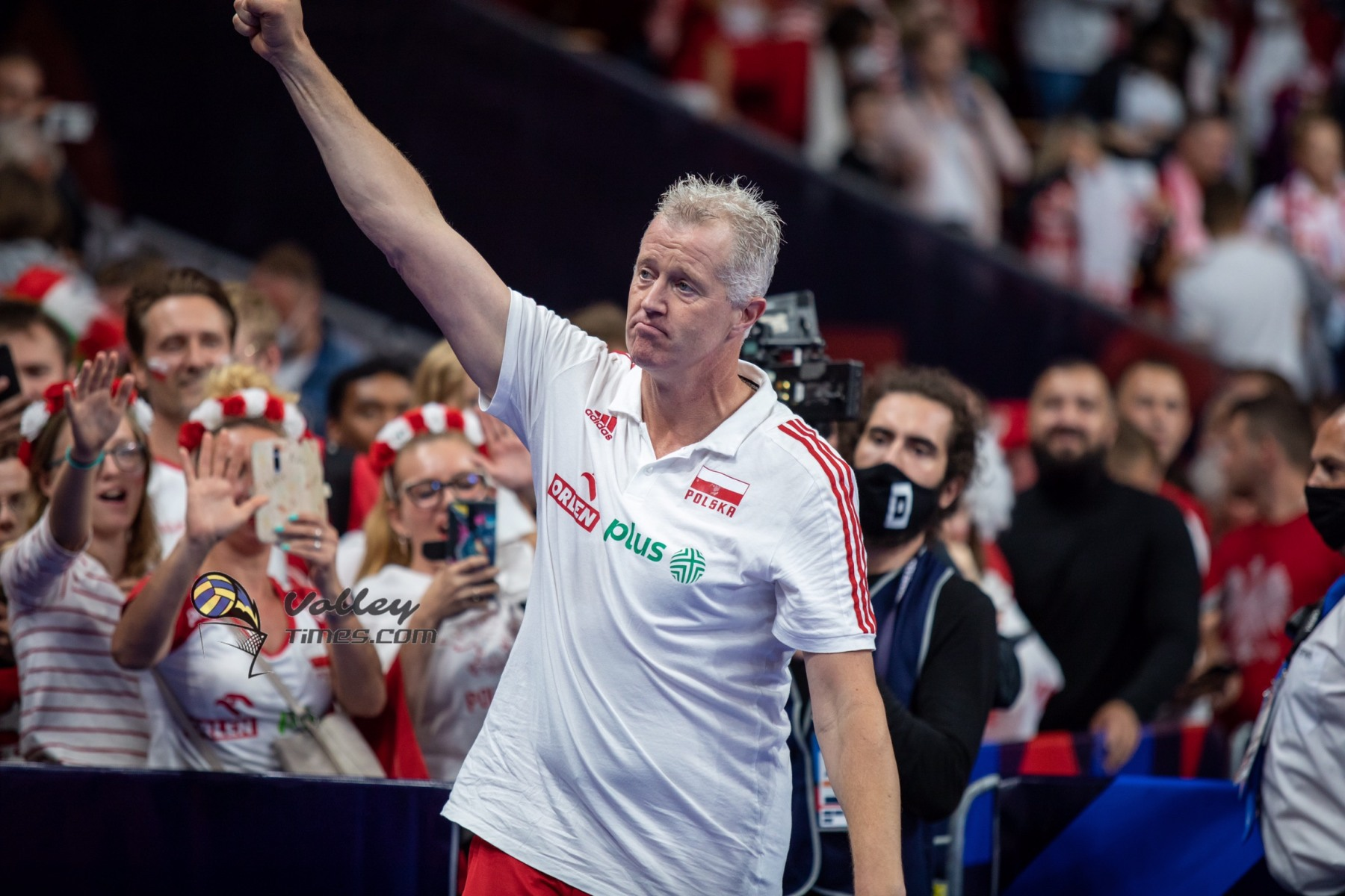 """Eurovolley 2021: Heynen's statement infuriates Slovenians: """"Another provocation on his part"""""""