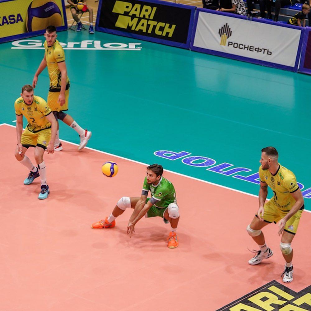 Russia: Kuzbass fall to Yugra-Samotlor, Zenit-Kazan and Lokomotiv still perfect and the others of Round 4