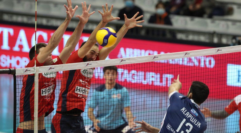 Italy: Taranto and Padova win advances of Round 2