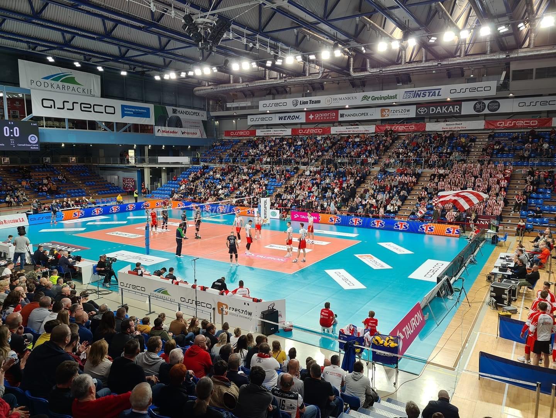 Poland: Resovia, Gdańsk and Olsztyn victories close Round 3