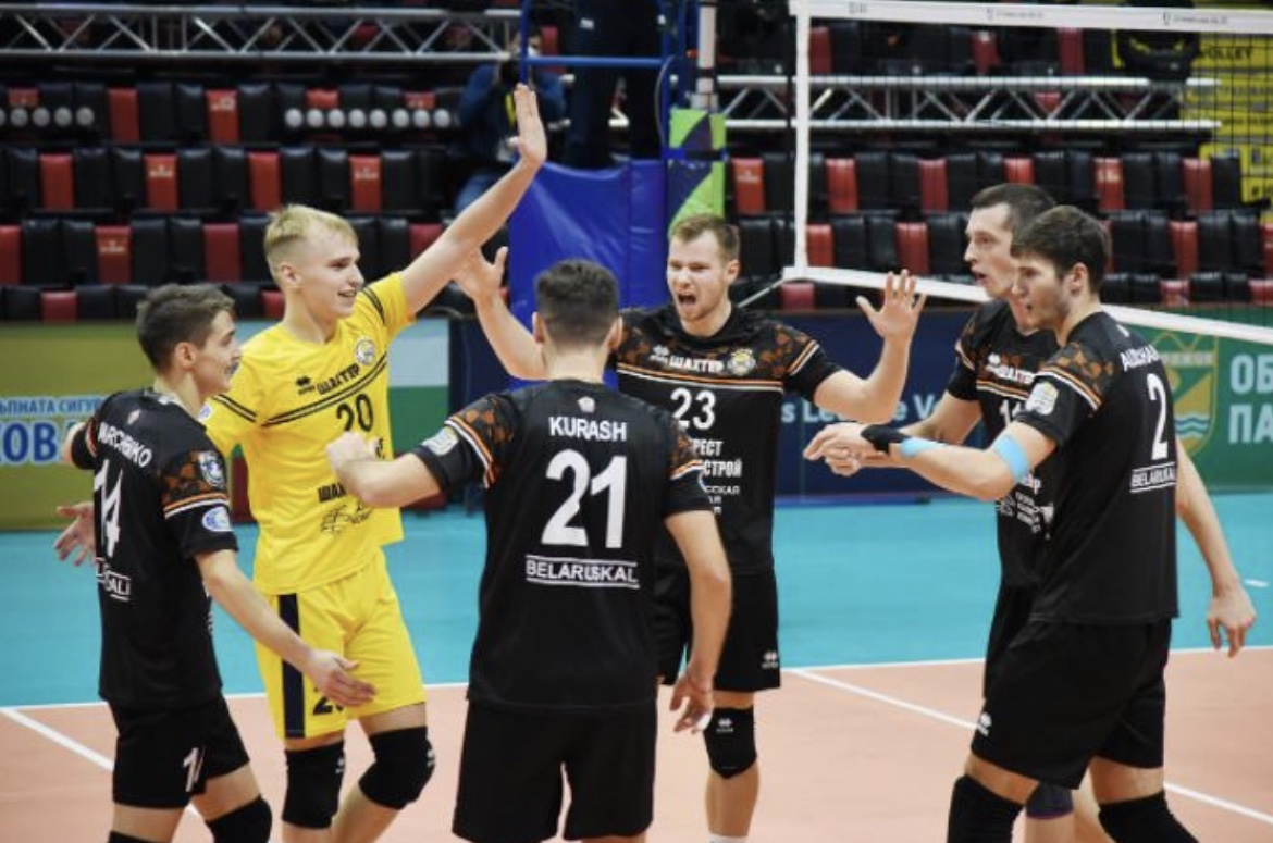 Champions League: Soligorsk, Karlovarsko and Olympiacos win first leg of 2nd preliminary round