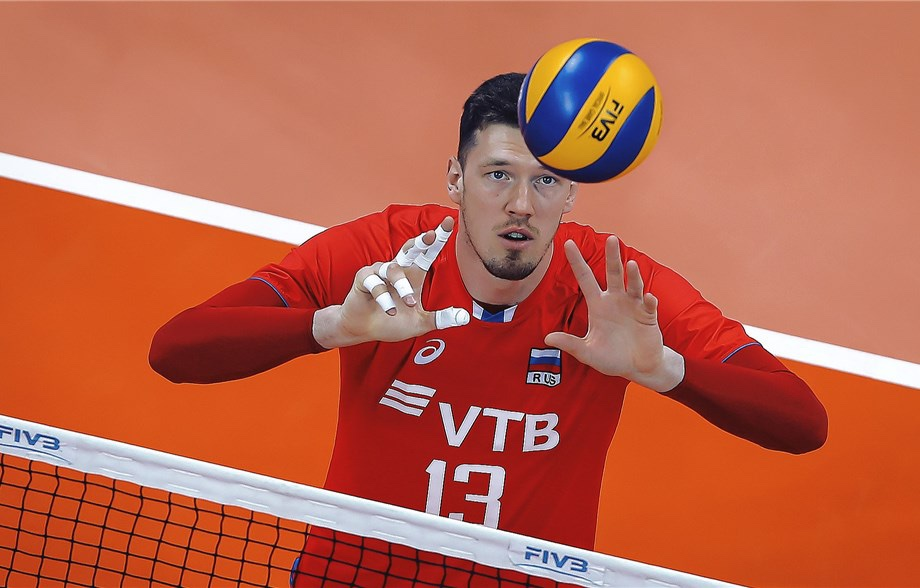 Russian middle-blocker Dmitriy Muserskiy disqualified for doping…