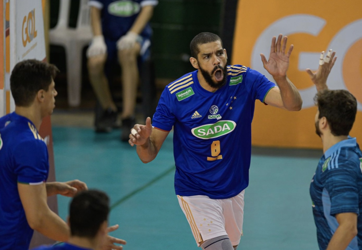 Brazil: Sada Cruzeiro defeats Funvic in straight sets to lift fourth SuperCup in club history