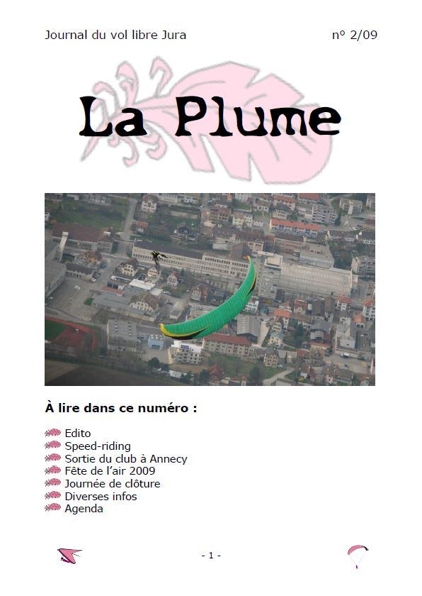 Plume 02 2009