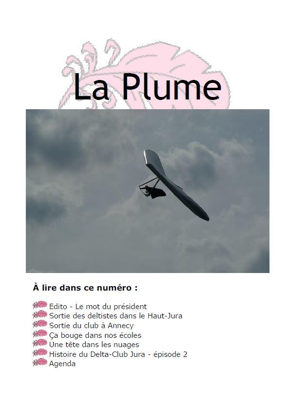Plume 02 2010