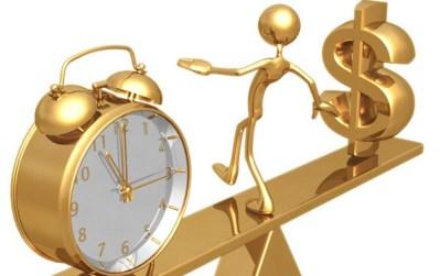 Balancing Time And Dollar