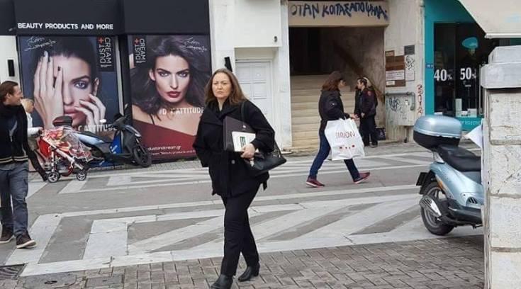 Είδα τον Ρομπέν των γυναικών….την Κατερίνα!
