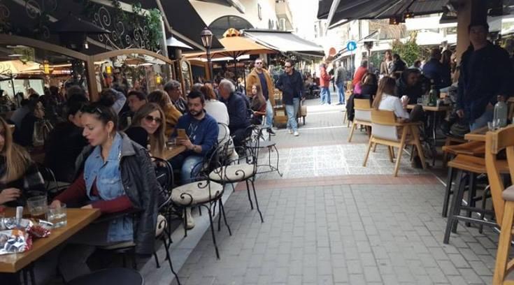 ΚΥΡΙΑΚΗ-Πρωί: Έπινες καφέ στο Βολονάκι; Σε είδα… (ΦΩΤΟ)