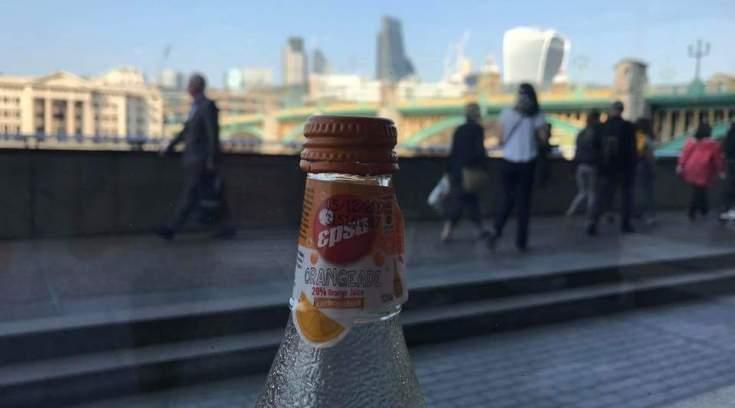 Περηφάνια! Πίνει ΕΨΑ στο….Λονδίνο!!!! ΔΕΣ!