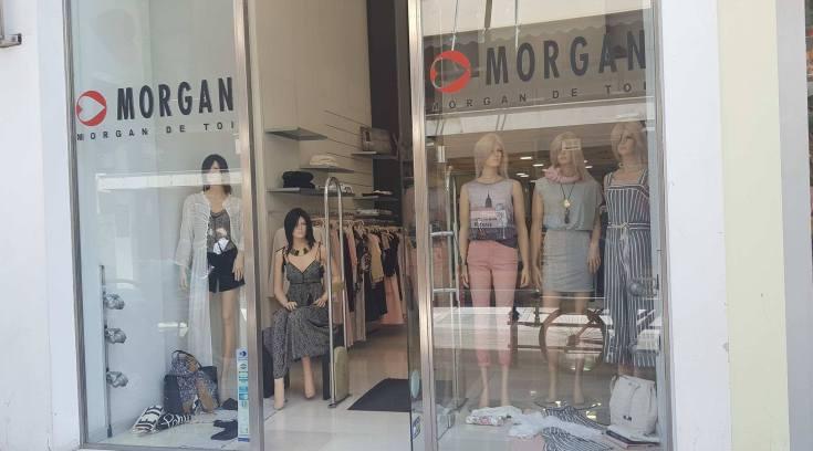 Morgan: Φανταστική βιτρίνα! Υπέροχα αέρινα ρούχα! (ΦΩΤΟ)