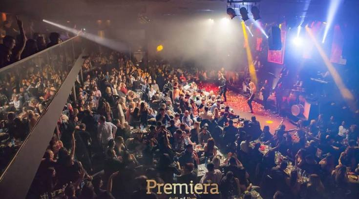 Premiera: ΤΕΛΟΣ για φέτος με το πιο δυνατό party της πόλης!