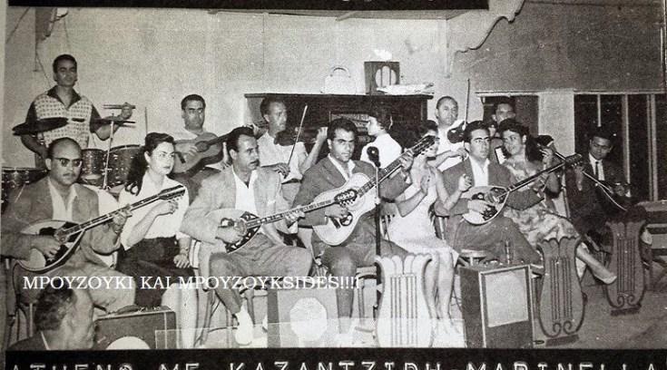 Λάκης Μπαλλή: Ο Βολιώτης μουσικός δίπλα στα μεγαλύτερα ονόματα της εποχής του! (ΦΩΤΟ)