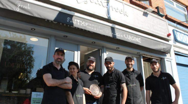 EatGreek: Οι Έλληνες που γέμισαν με «άρωμα Ελλάδας» το Δουβλίνο!
