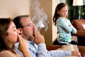Άρθρο της Μ.Διομήδους: Παράμετροι παθητικού καπνίσματος!