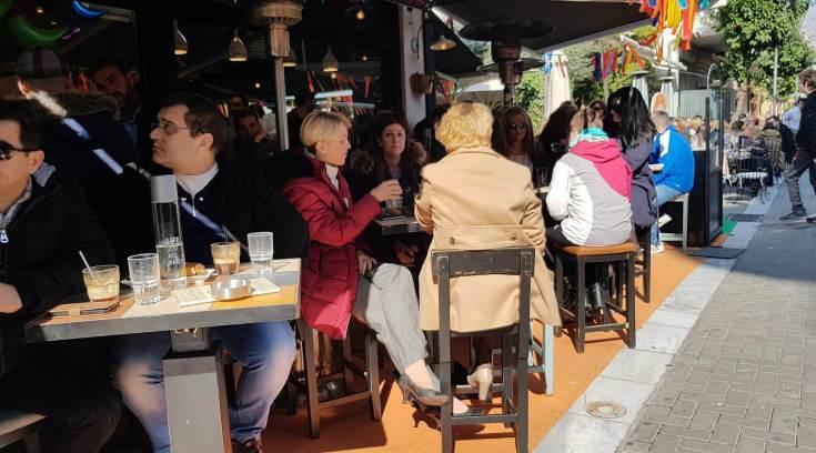 Σε είδα Βολιωτάκι που έπινες καφέ στο Βολονάκι! (ΦΩΤΟ)