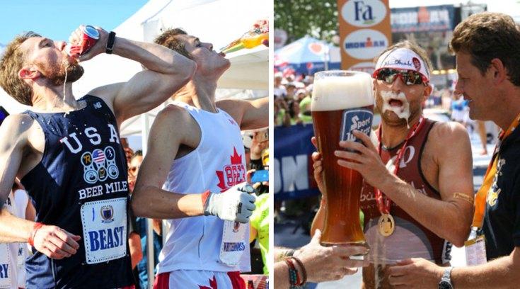 Ο πρώτος μαραθώνιος μπύρας είναι γεγονός! Θ αντέξεις;