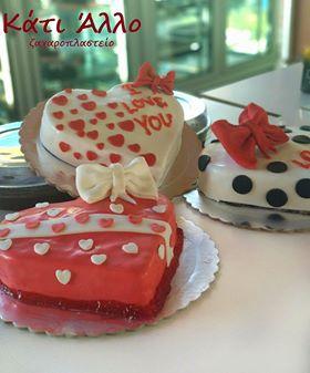 Με αυτές τις τούρτες η γιορτή του έρωτα θα είναι το Κάτι Άλλο….