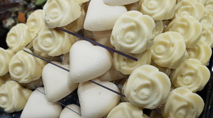 Τα πιο ξεχωριστά σοκολοτάκια για τις πιο ξεχωριστές στιγμές σας! (ΦΩΤΟ)