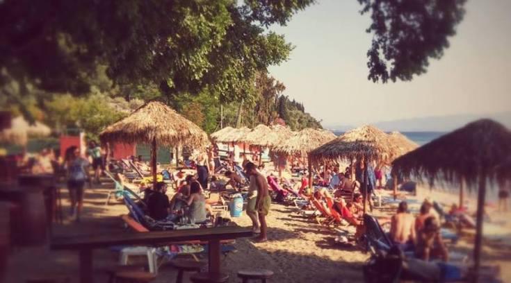 Ανοίγει το αγαπημένο μας Beach Bar!