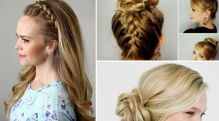 Η Μaria Dai σας λέει όλα τα μυστικά για λαμπερά μαλλιά στο γάμο σας!