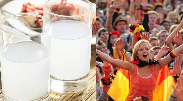 Δε θα πιστεύεις ποια χώρα είναι πρώτη σε κατανάλωση ούζου!