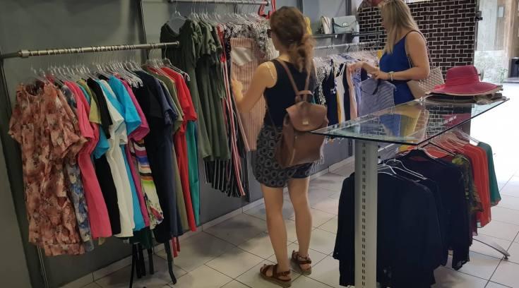 Xαμός από τις Βολιώτισσες για τη συλλογή ρούχων ANEL!