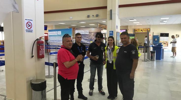 Παρέμβαση Άγγ. Αγραφιώτη για τις ελλείψεις στο Αεροδρόμιο της Σκιάθου