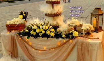 Ονειρικός γάμος, στολισμένος με λεβάντα και στάχυα! (ΦΩΤΟ)