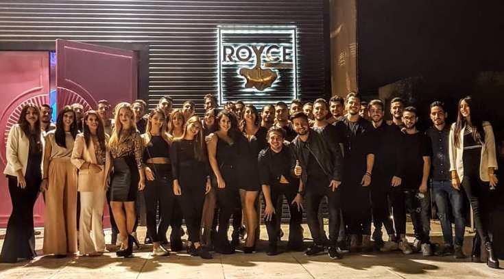 Το Royce επέστρεψε με τη πιο δυνατή ομάδα- Καλό χειμώνα!