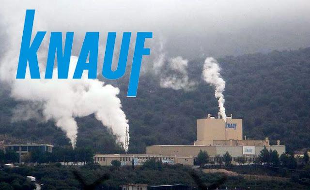 Επένδυση 30 εκατομμυρίων ευρώ απ' την Knauf στη χώρα μας!!!!!