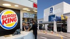 Tο διάσημο Burger King, χτυπά ξανά με δεύτερο κατάστημα!