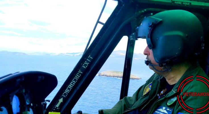"""Βολιώτης χειριστής της Αεροπορίας, πέταξε πάνω από τα Ίμια """"γράφοντας"""" τους Τούρκους!"""