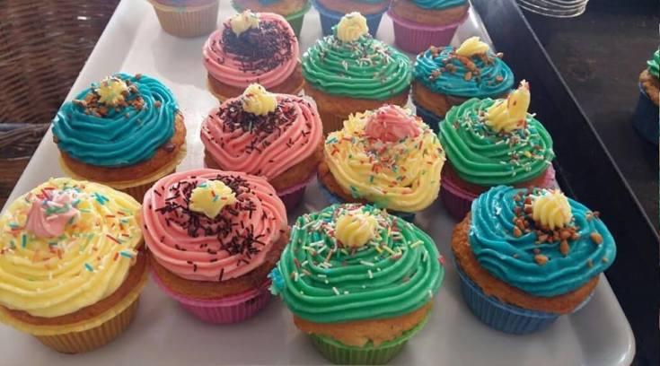 Tα πιο νόστιμα και οικονομικά Cupcakes στη πόλη!