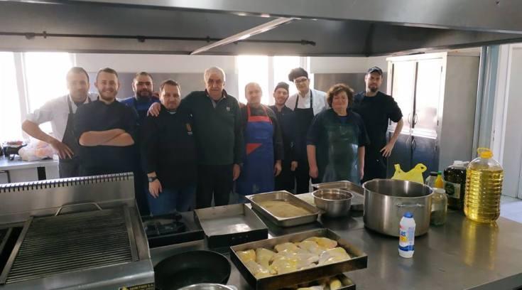 Είμαστε περήφανοι για τους μάγειρες της Μαγνησίας!