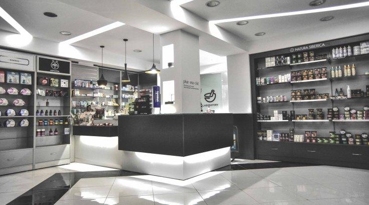 Εγκαινιάζεται ένα από τα πιο εντυπωσιακά Φαρμακεία της πόλης!