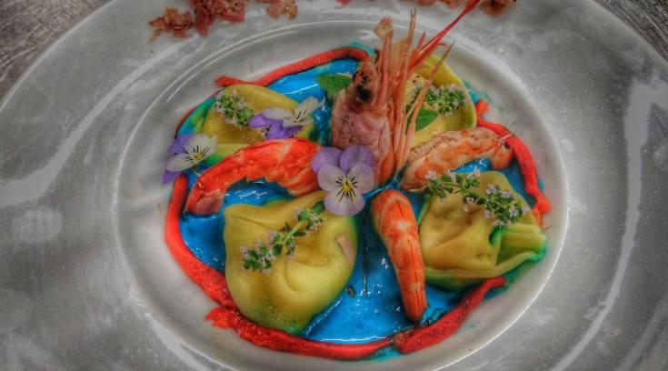To πιο πολύχρωμο και νόστιμο πιάτο που μπορείς να φας στον Βόλο!