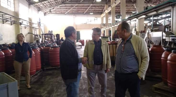 Α.Παπαδούλης: Η αγροτική παραγωγή συγκριτικό πλεονέκτημα