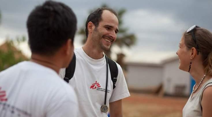 Δικός μας χειρουργός, διεθνής πρόεδρος των «Γιατρών Χωρίς Σύνορα»