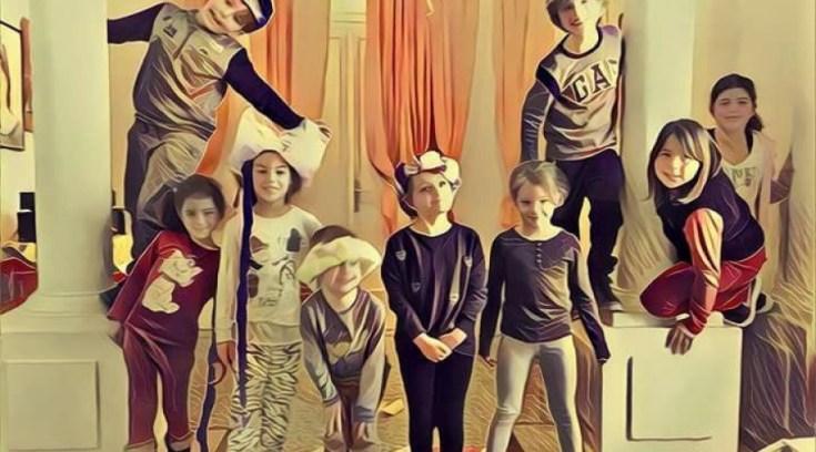 Βολιώτικο θεατρικό εργαστήρι για παιδιά και εφήβους!