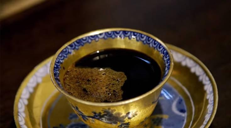 Ο καφές που κοστίζει 800€ το φλιτζάνι για έναν ιδιαίτερο λόγο